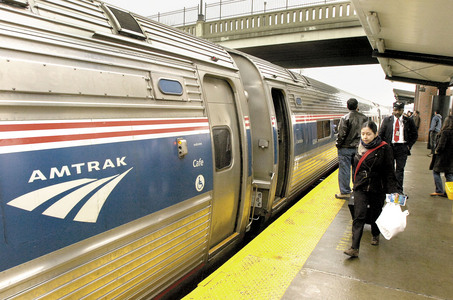 Amtrak's Spiffing Up its Fleet