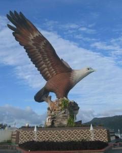 Symbol of Langkawi, Pulau Langkawi