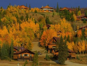 YMCA Cabins at the Rockies