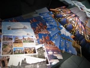 Roma Postcards