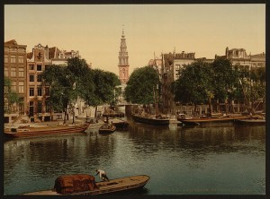 Groen Burgwal Canal