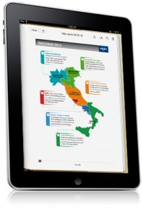 iPad Lonely Planet Discover ebook