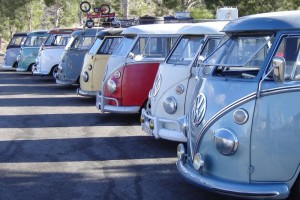 Lake Havasu City's Bullis Vintage Volkswagen Bus Show and Camp Out arrives  Jan. 14-16, 2011