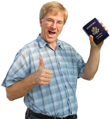 Rick Steves 'No Passport? No Problem!' Program