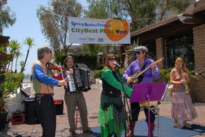 Live Music at the Busker Festival