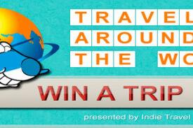 Travel Around The World Contest