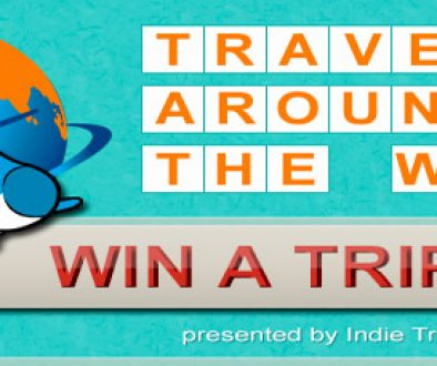 Travel Around The World Contest