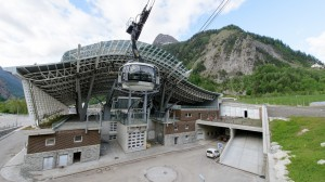 Skyway Monte Bianco cable car opens in June, 2015