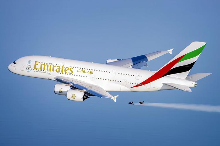 Johnny Jet Takes a Ride on the A380
