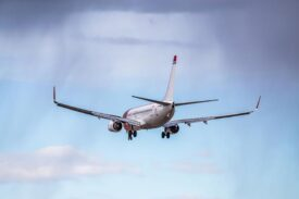Norwegian will be flying some of its Boeing 737-800 Max planes out of Stewart airport in New York State in June 2017.