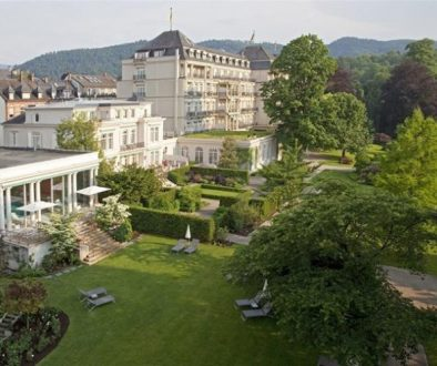 Brenners Park-Hotel & Spa, Oetker Collection Baden- Baden , Germany