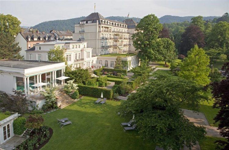 Brenners Park-Hotel & Spa, Oetker Collection Baden- Baden , Germany