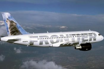Frontier Airlines announced Tuesday, July 18, 2017, that it will