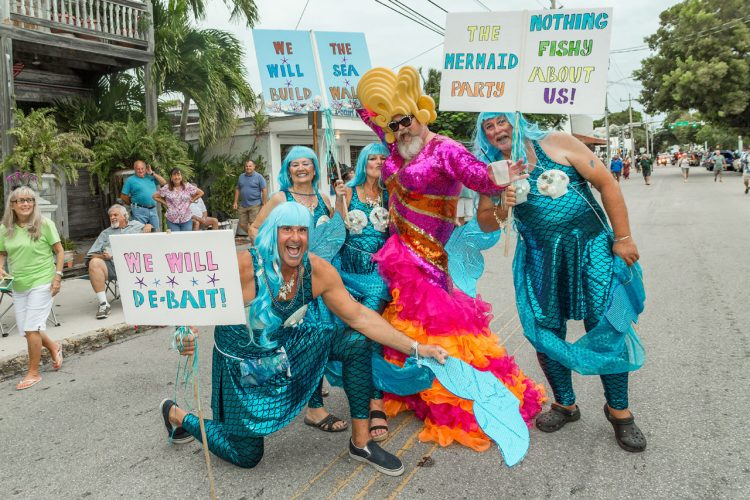 Fantasy Fest is a staple every winter in Key West, Florida Keys, and this year will the same as previous.