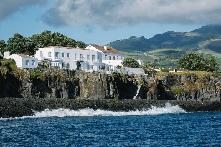 White Azores Villa in the Azores Credit: White Azores
