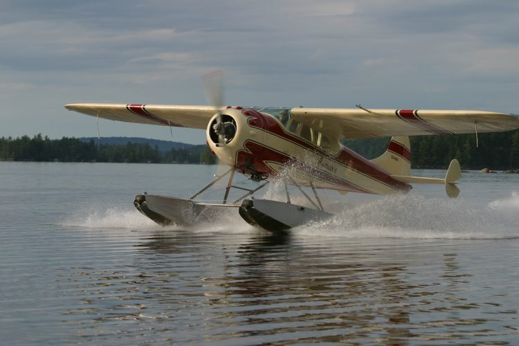 Maine Expects 200 Seaplanes to Descend on Moosehead Lake