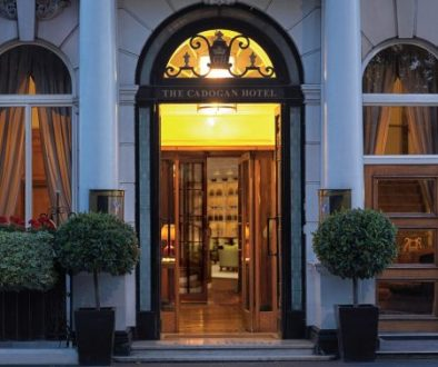 Belmond Cadogan Hotel London.