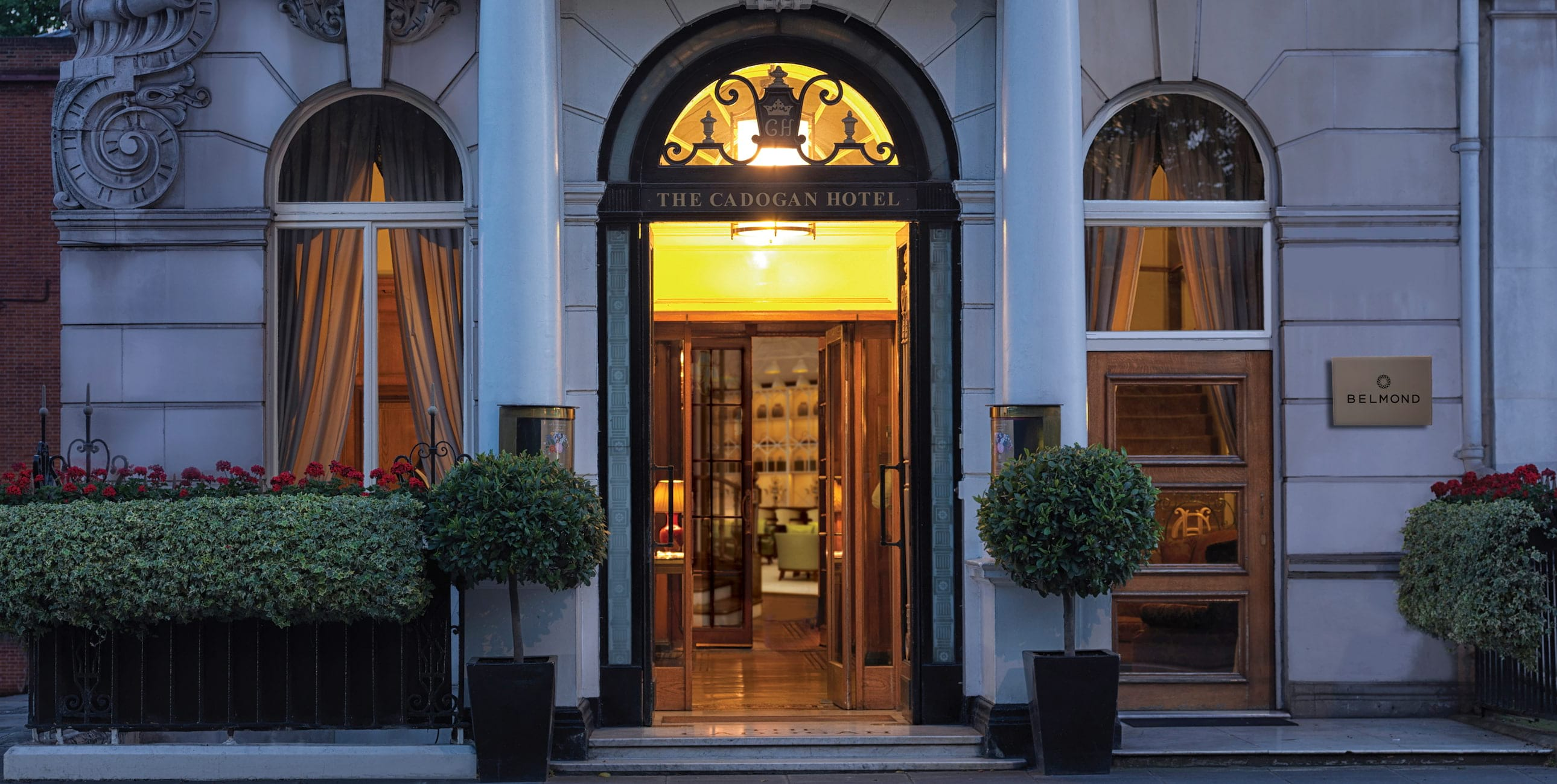 'Cadogan Nights' Kicks off the Belmond Cadogan Hotel London