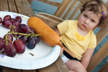 Americans are picky eaters on vacation.