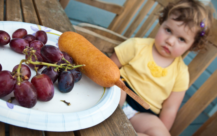 Americans are picky eaters on vacation. David Goehring photo