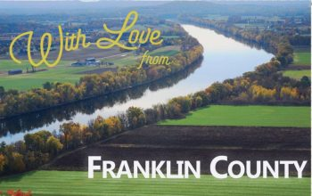 with love from Franklin County Massachusetts